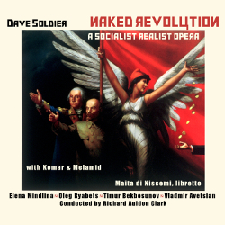 Dave Soldier - Naked Revolution